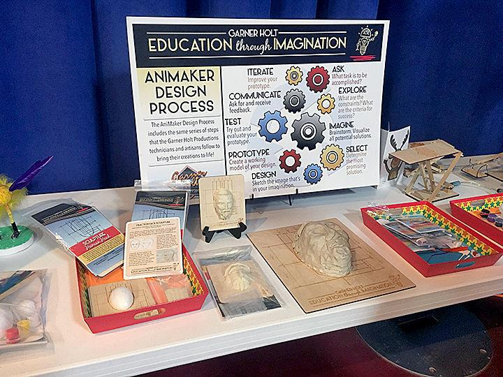 Garner Holt Education Through Imagination AniMakerspace Presentation