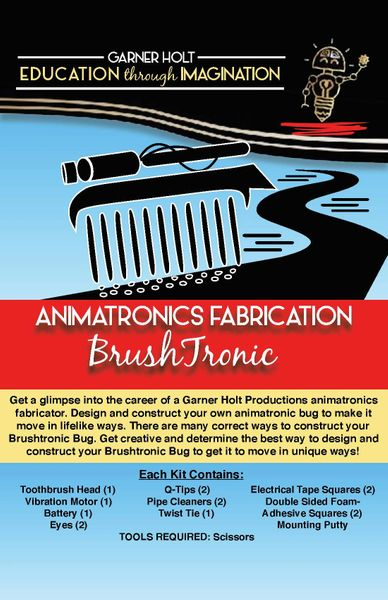 brushtronic