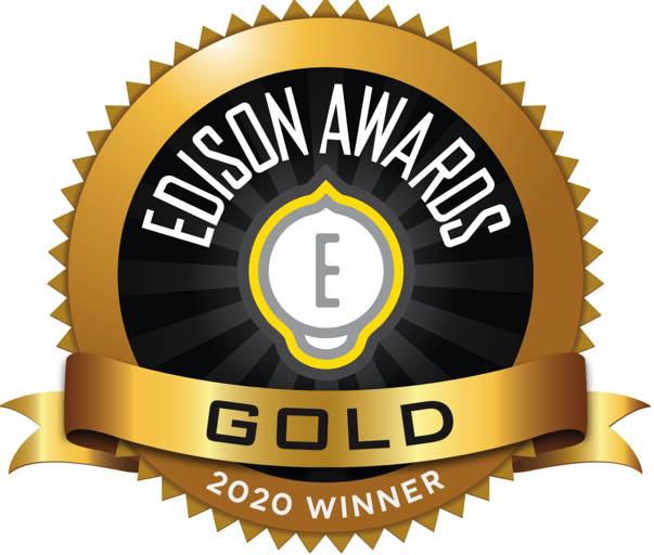 Edison Award Logo for Education
