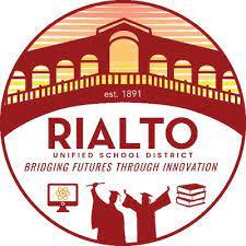 Rialto Unified School District logo