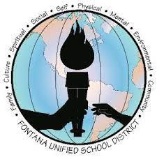 Fontana Unified School District logo