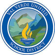 Val Verde Unified School District logo