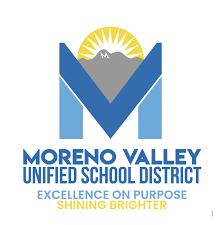 Moreno Valley Unified School District logo