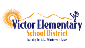 Victor Elementary School District logo